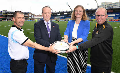 Cardiff Rugby form exciting partnership with The Cathedral School, Llandaff