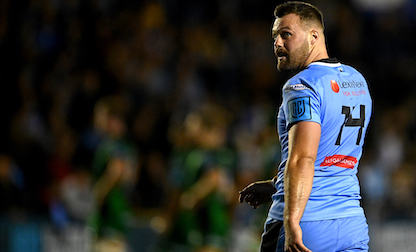 Two-try Lane happy to kick-off with spirited win