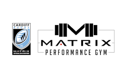 Cardiff Rugby announce exciting new partnership with Matrix Fitness