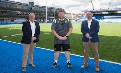 IT Firm Signs Sponsorship Deal With Cardiff Rugby