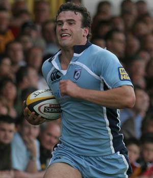 Cardiff Blues 32 Glasgow 16