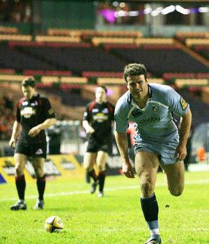 Edinburgh Rugby 0 Cardiff Blues 20