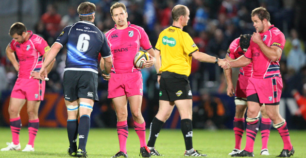 Leinster 34 Cardiff Blues 23