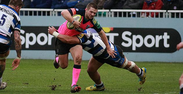Bath Rugby 24 Cardiff Blues 13