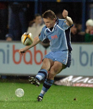 Leicester Tigers 42 Cardiff Blues 20