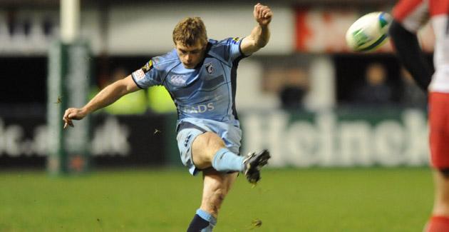 Munster 24 Cardiff Blues 13