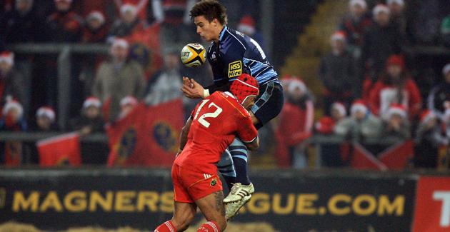 Munster 16 Cardiff Blues 9