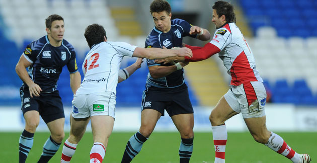 Cardiff Blues 15 Ulster 37