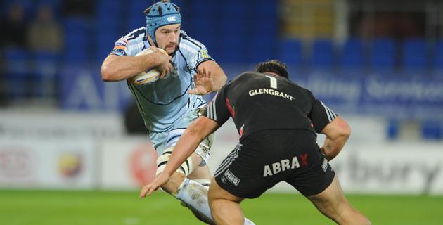 Cardiff Blues 38 Aironi 0