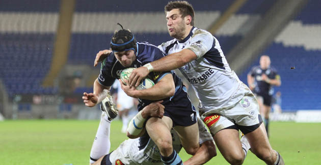 Cardiff Blues 14 Castres Olympique 9
