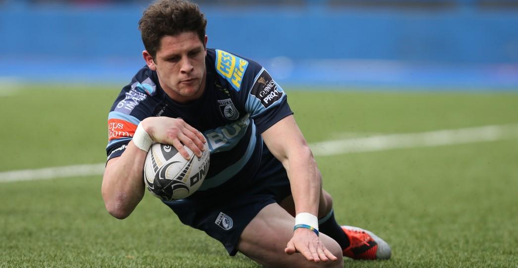 Cardiff Blues 21 Edinburgh Rugby 15