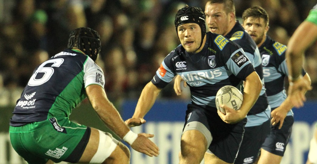 Connacht Rugby 24 Cardiff Blues 24