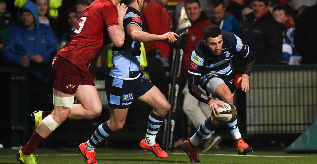 Preview: Cardiff Blues v Munster