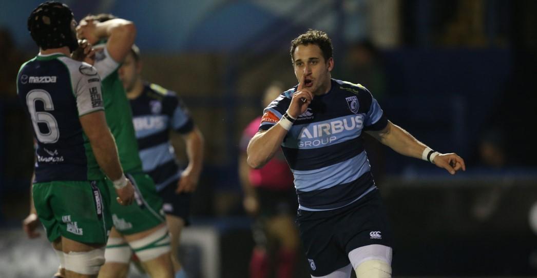 Cardiff Blues 18 Connacht Rugby 17