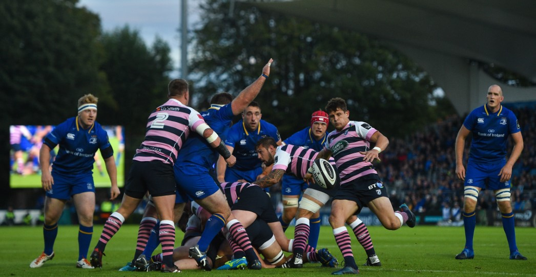 Leinster 37 Cardiff Blues 9