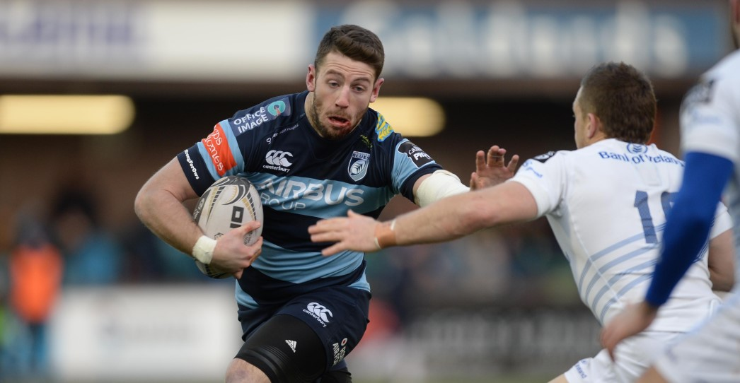 Cardiff Blues 13 Leinster Rugby 22