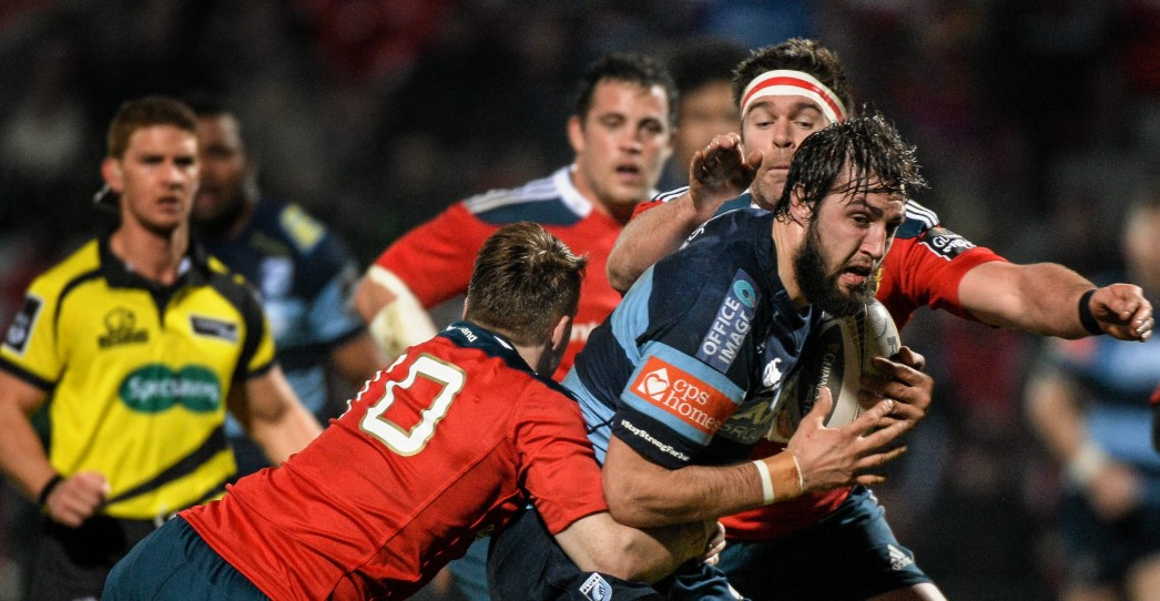 Munster Rugby 33 Cardiff Blues 16