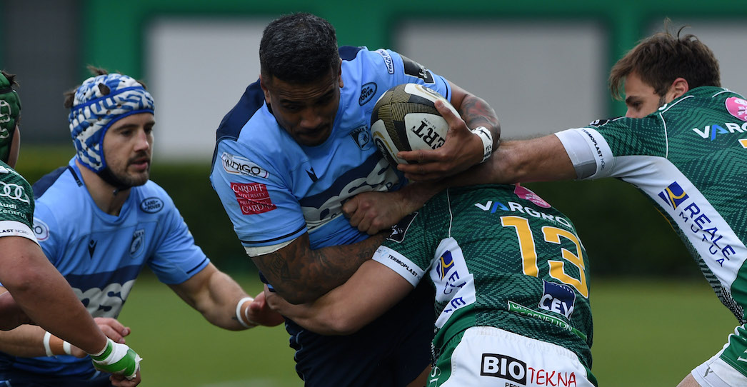 Benetton Rugby 14 Cardiff Blues 29