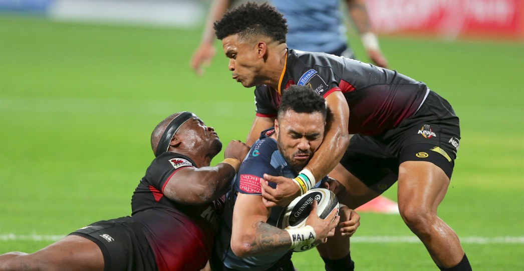 Southern Kings 12 Cardiff Blues 45