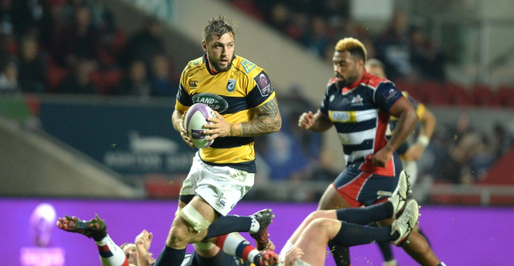 Preview:  Cardiff Blues v Scarlets.
