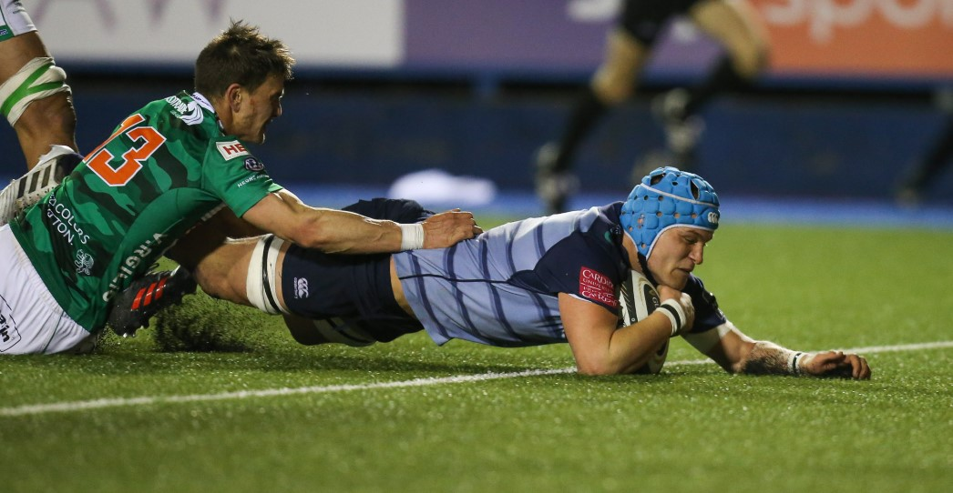 Cardiff Blues 31 Benetton Rugby 25
