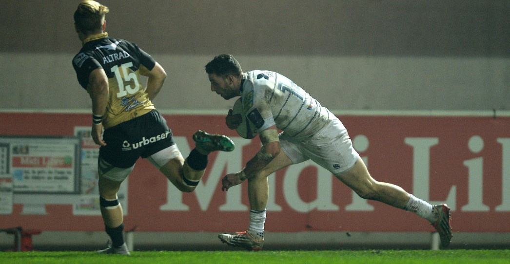 Montpellier 23 Cardiff Blues 22