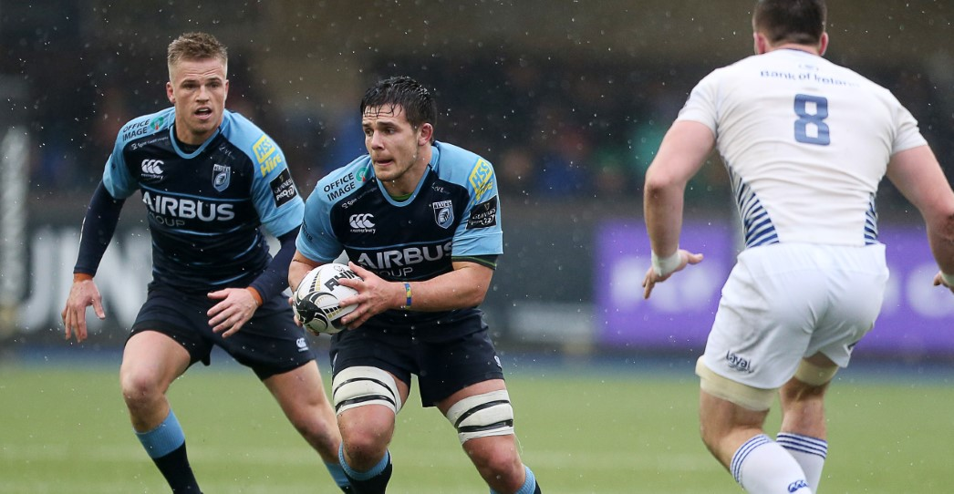 Cardiff Blues 13 Leinster Rugby 14