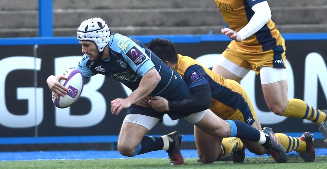 Cardiff Blues 37 Bristol Rugby 21
