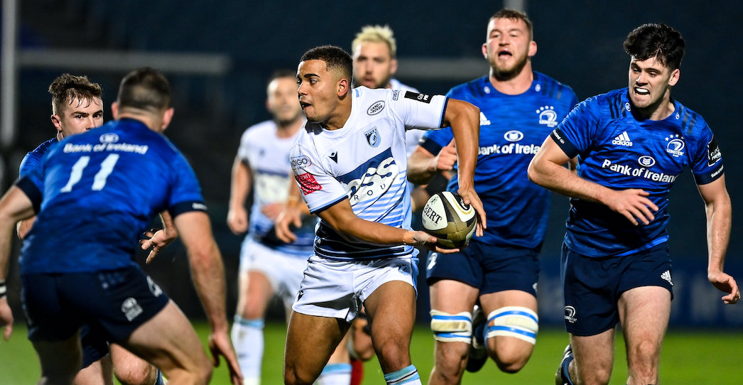 Leinster Rugby 40 Cardiff Blues 5