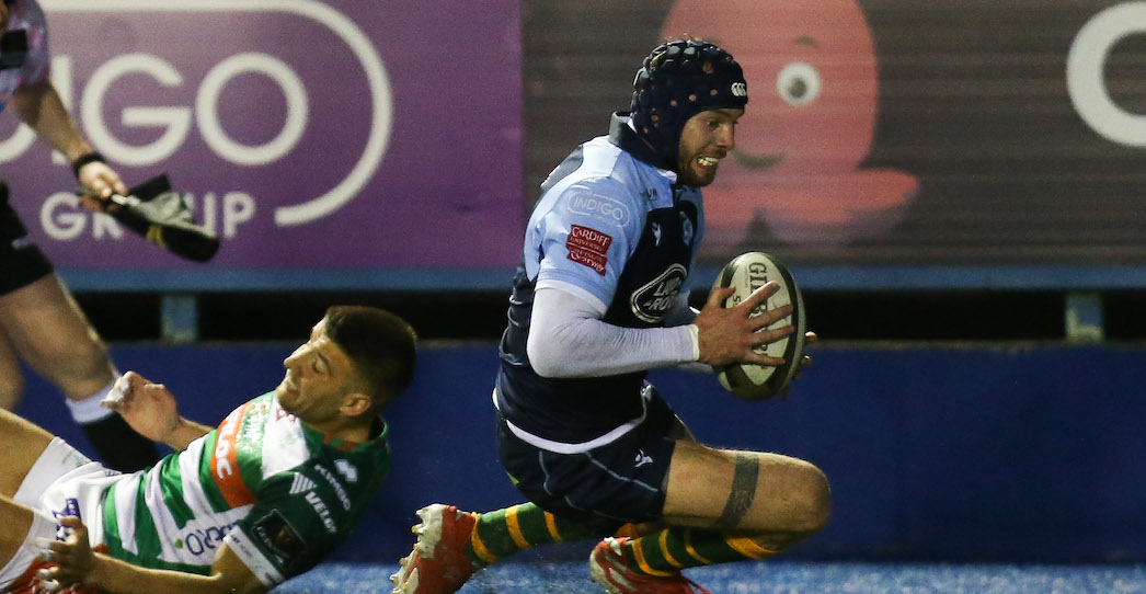 Cardiff Blues 34 Benetton Rugby 24
