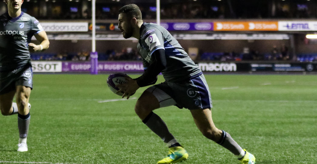 Cardiff Blues 11 Leicester Tigers 14
