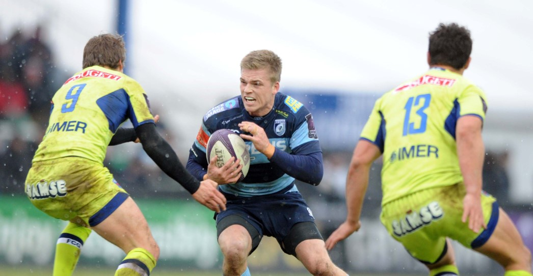 Anscombe back in for Treviso away test