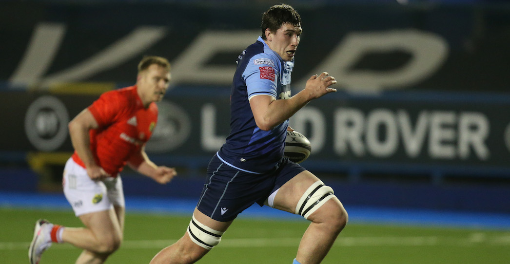 Cardiff Blues 11 Munster Rugby 20