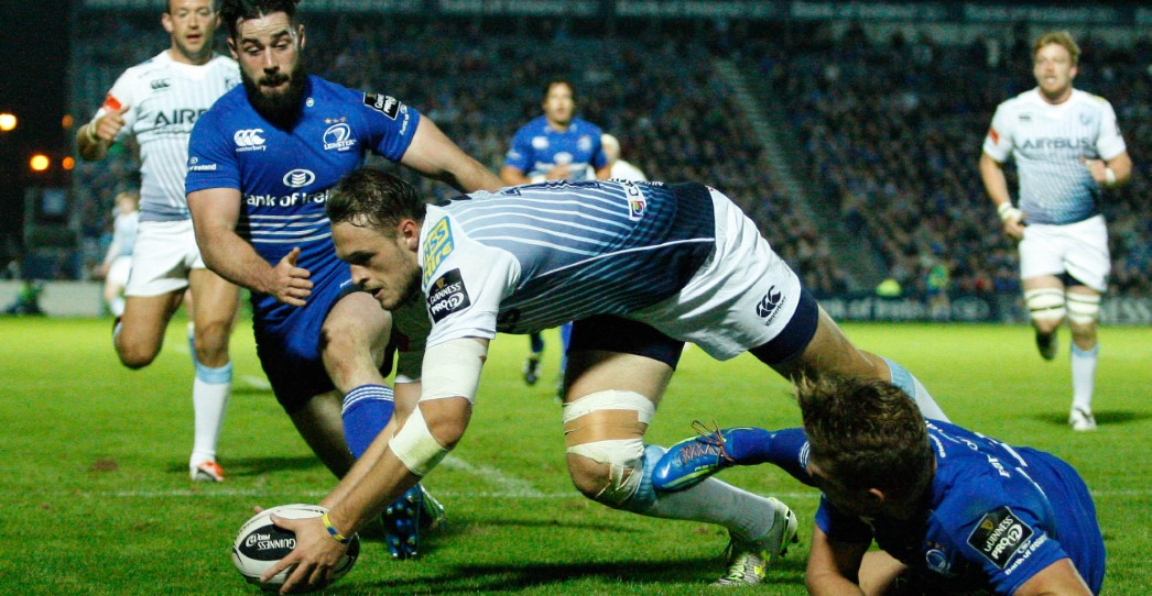 Leinster Rugby  37 Cardiff Blues 23