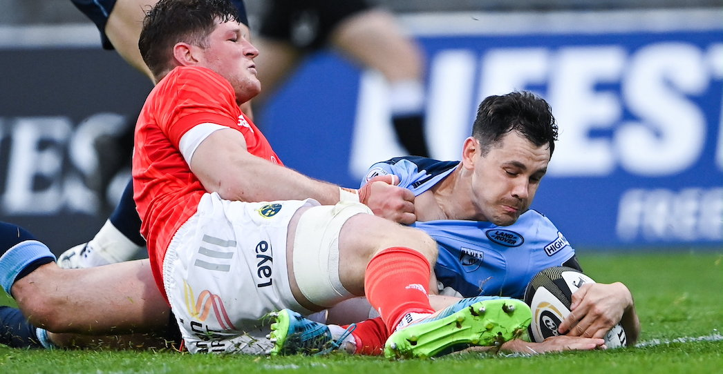 Munster Rugby 31 Cardiff Blues 27