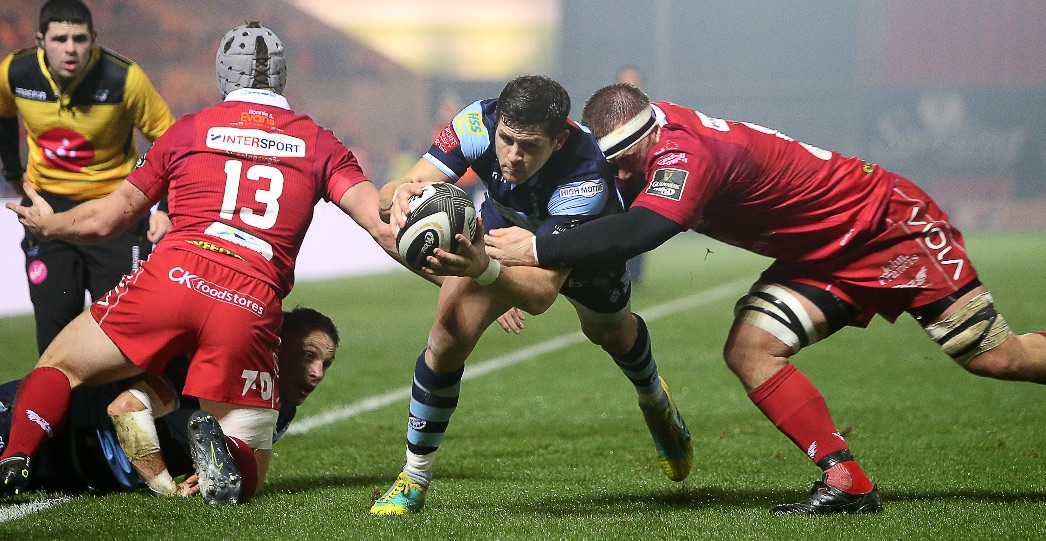 Cardiff Blues v Scarlets (Preview)