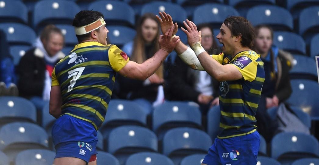 Edinburgh Rugby 6  Cardiff Blues 20