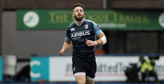 Cuthbert returns for Connacht clash