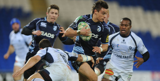 Blues side selected for Connacht match