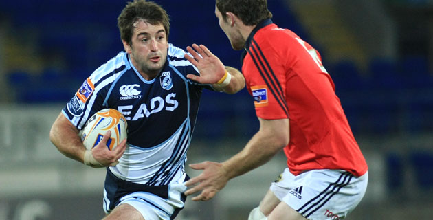 Blues make three changes for trip to Italy