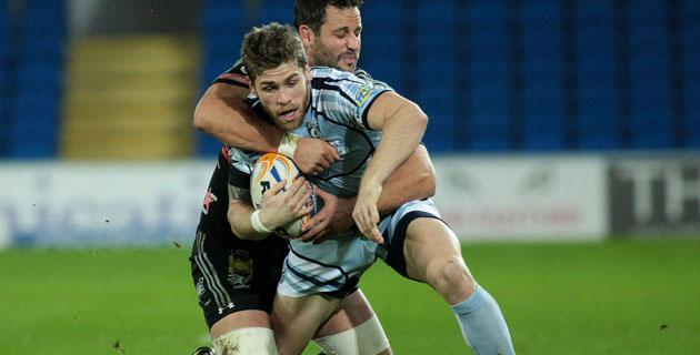 Cardiff Blues names side for Edinburgh encounter