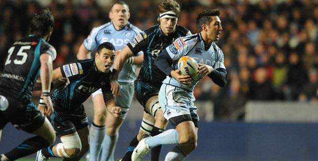 Williams, Andrews and Henson return for Blues v Ulster