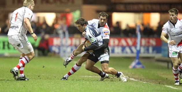 Cardiff Blues 21 Ulster 14