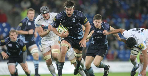 Cardiff Blues 23 Exeter Chiefs 23