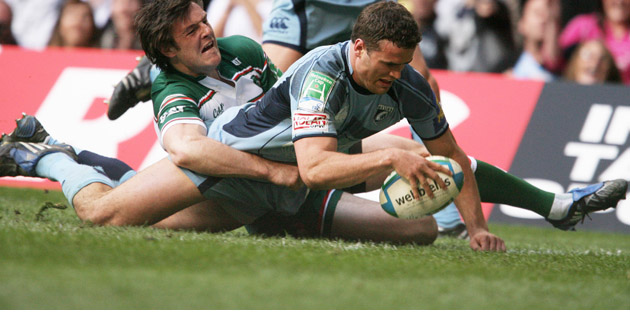 Cardiff Blues 26 Leicester Tigers 26 (AET)