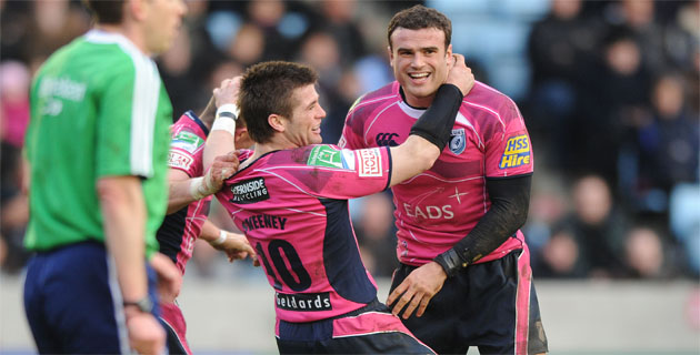 Cardiff Blues name side for final home match of the season