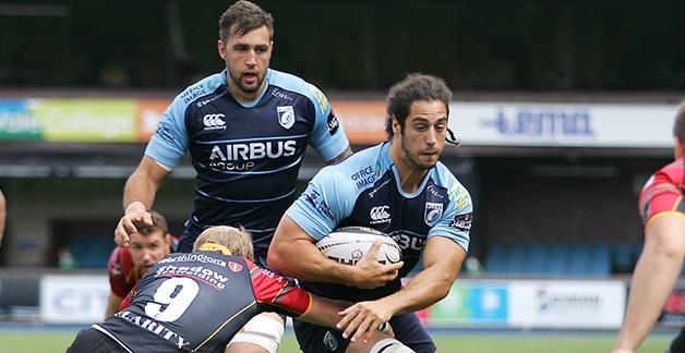 Navidi returns for Montpellier match-up