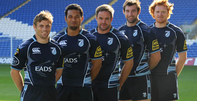 Blues side to face Glasgow confirmed