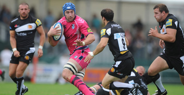 Aironi Rugby 3 Cardiff Blues 20