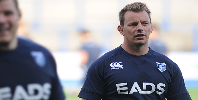 REES TO CAPTAIN BLUES AT WARRIORS